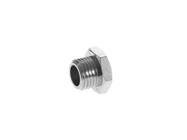 12 mm 8mm empuje en la reducción de Nylon Tubo Conector Carpintero